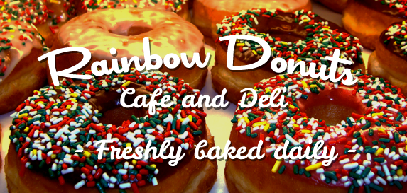 About Rainbow Donut and reviews